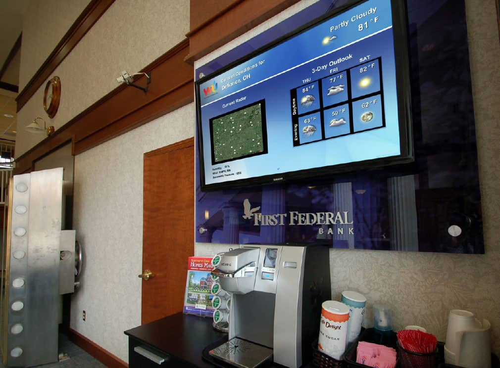 First Federal Employee Information Station