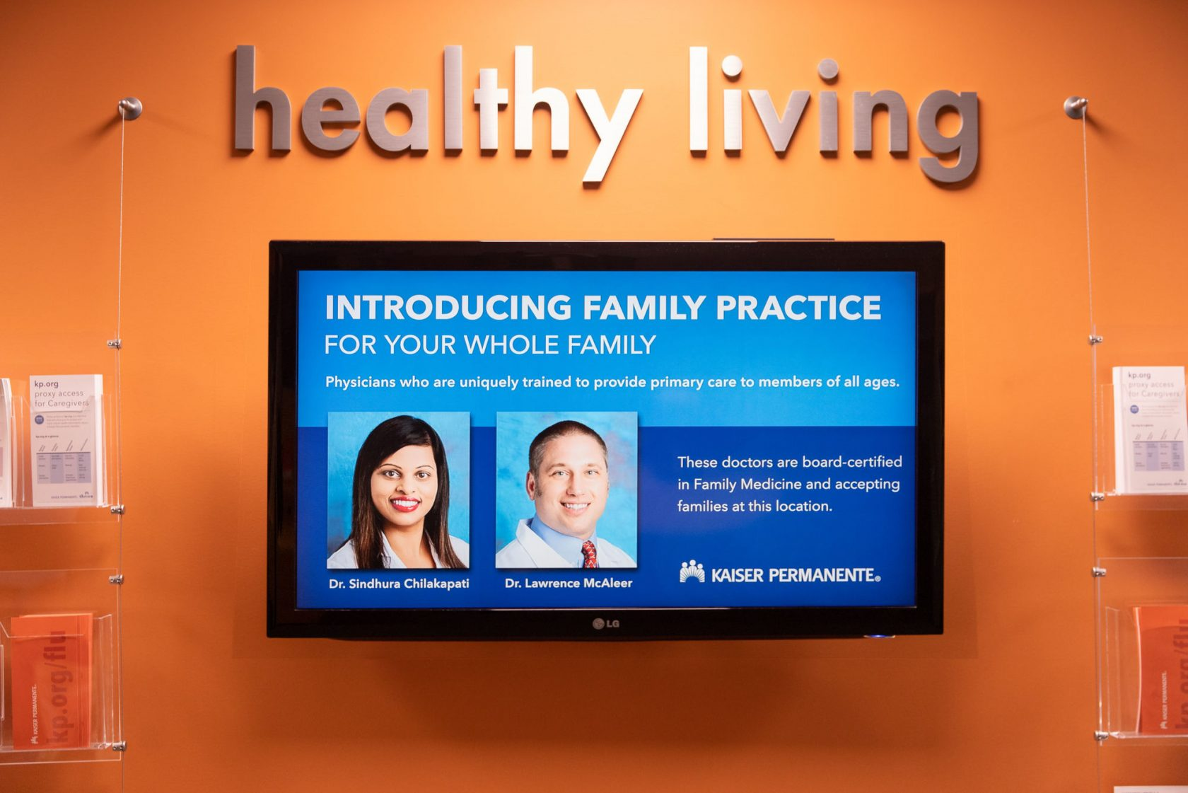 Kaiser Permanente - Healthy Living
