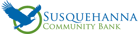 Susquehanna Community Bank uses digital screens in their branches